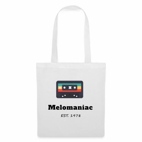 Melomaniac Vintage - Stoffbeutel