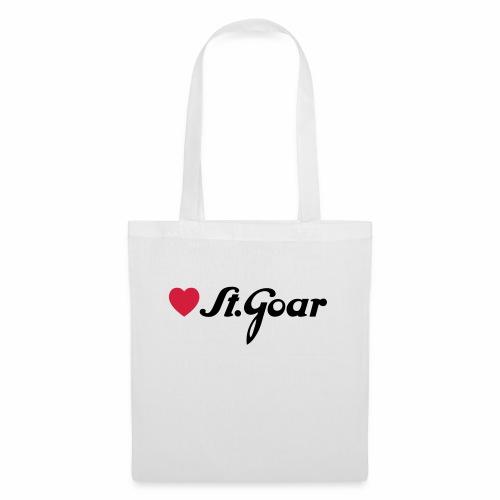 Herz für St. Goar - Stoffbeutel