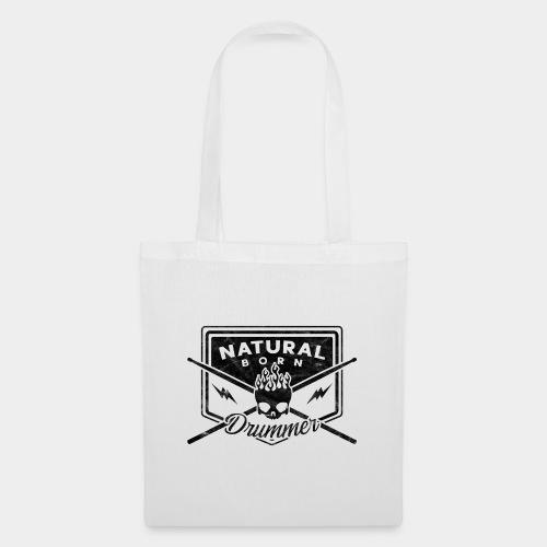 Natural Born Drummer - Stoffbeutel