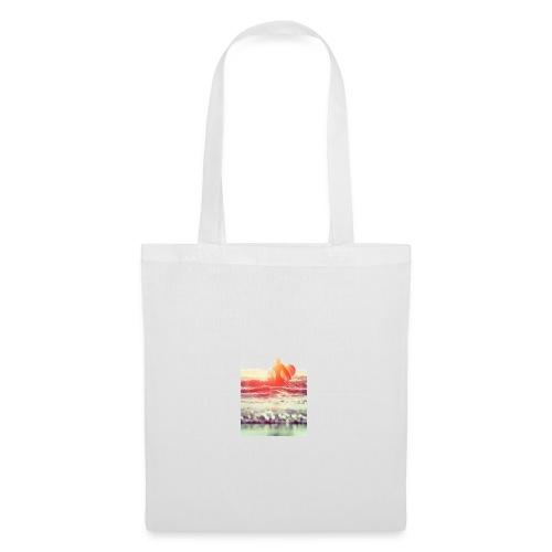 sunset surf jpg - Tote Bag