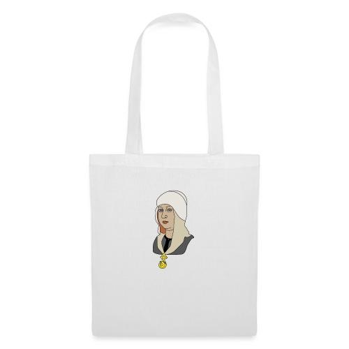 Reina Isabel la Católica - Bolsa de tela