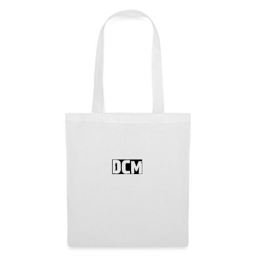 DeChallengeMatties (DCM) kledinglogo - Tas van stof