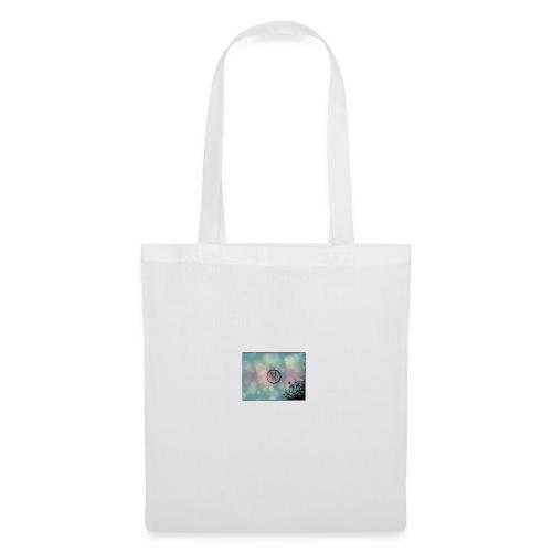 Llama in a circle - Tote Bag