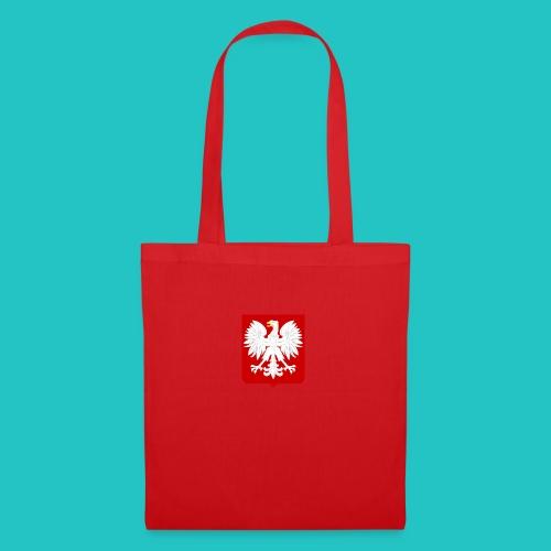 Koszulka z godłem Polski - Torba materiałowa