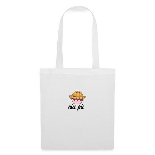 nice pie - Tote Bag