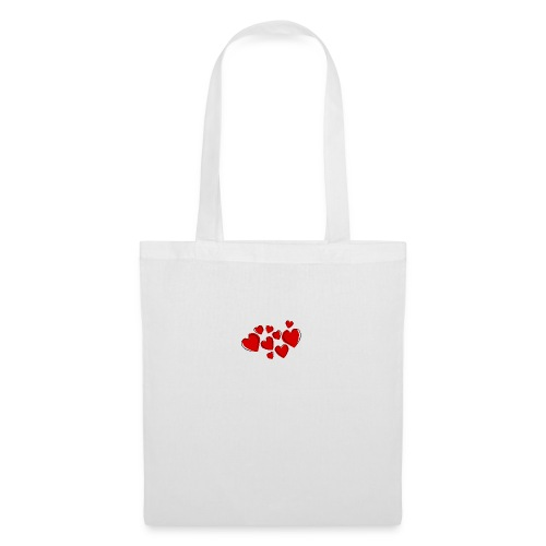 hearts herzen - Stoffbeutel