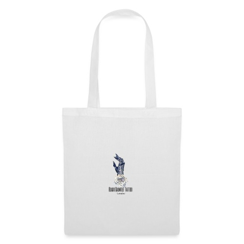 Black Gauntlet Tattoo - Tote Bag