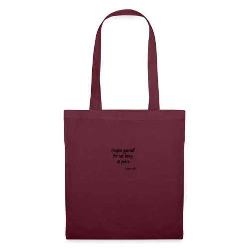 Forgive Yourself - Tote Bag