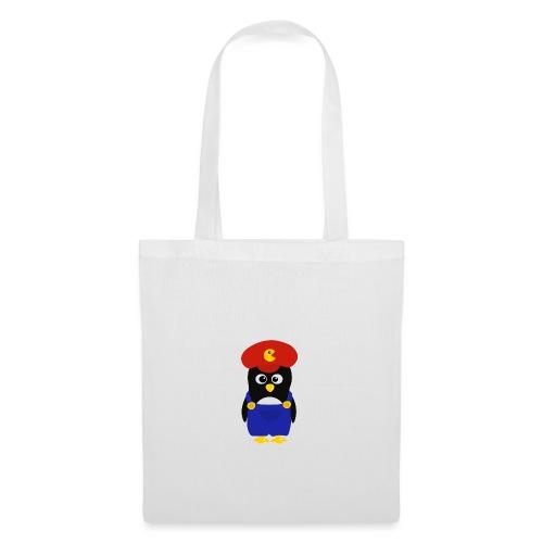 Pingouin Mario - Tote Bag