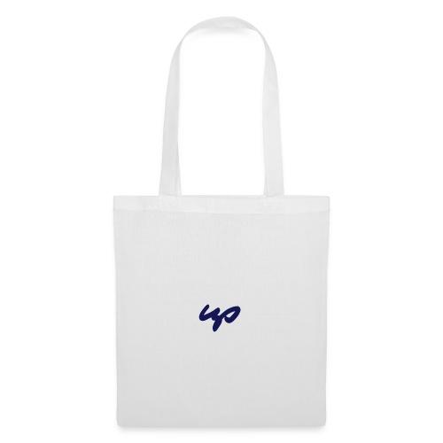 up logo mit bezier kurven fuer shop - Stoffbeutel
