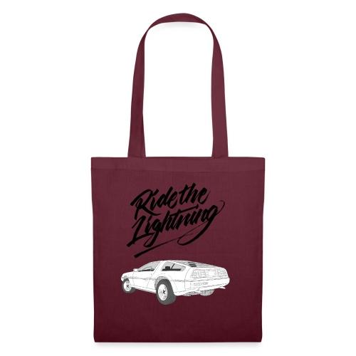 Delorean – Ride The Lightning - Stoffbeutel
