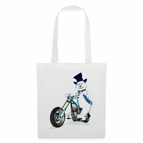 snowman - Tote Bag
