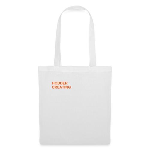 Hodder Creating Orange - Tote Bag