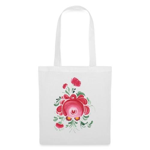 Ostfriesische Rose - Stoffbeutel