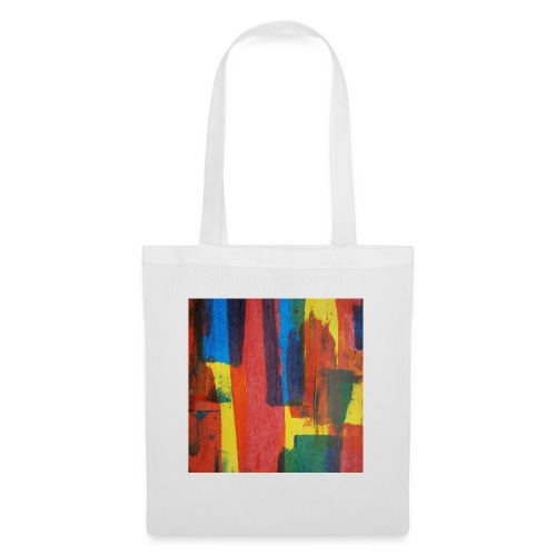 Abstract Primary - Tote Bag