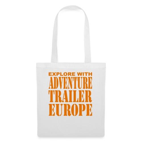 ADVENTURE TRAILER EUROPE - Tas van stof