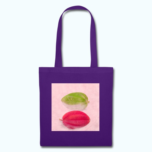 Pale leaf zen minimalism watercolor - Tote Bag