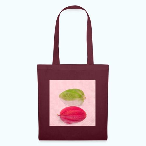 Pale leaf zen minimalism watercolor - Tote Bag