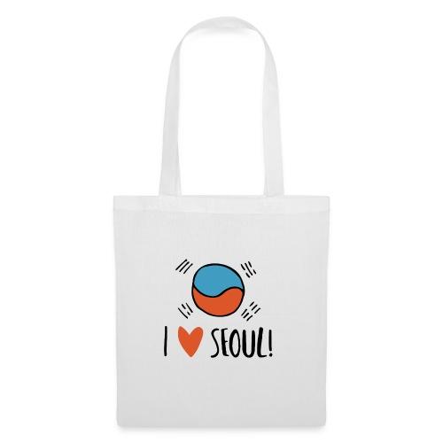 Seoul - Stoffbeutel