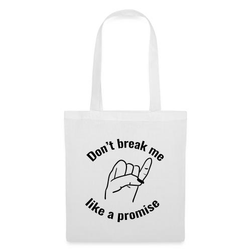 promise - Tas van stof
