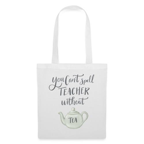 Tea teacher - Tygväska