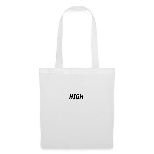 High - Stoffbeutel