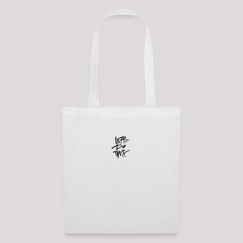 LDT Clear MASTER BLK - Tote Bag