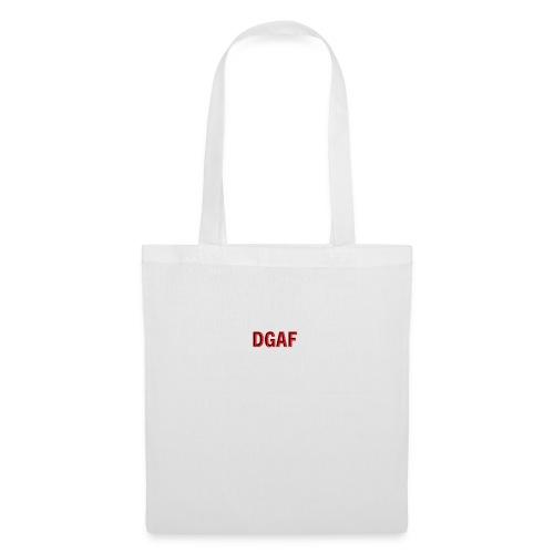 DGAF logo - Stoffbeutel