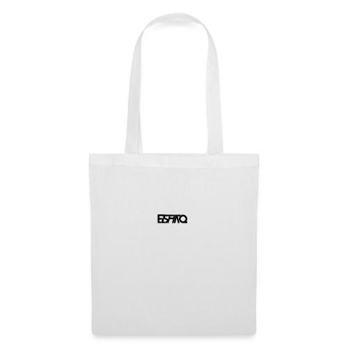 elshaq black - Tote Bag