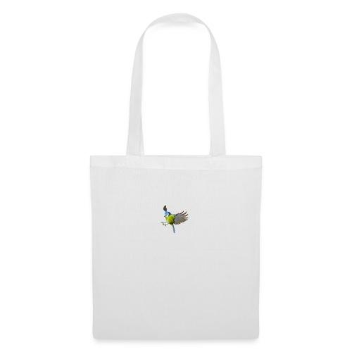 Blåmes Bird - Tygväska