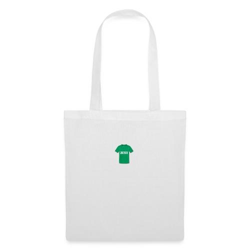 BM groen t-shirt - Tas van stof