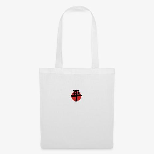 paz letra japonesa - Bolsa de tela