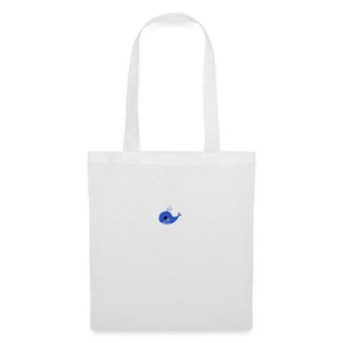 Mini Whale - Tote Bag