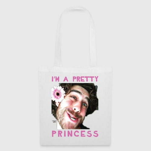 I m a pretty princess - Tote Bag