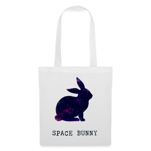 Space Bunny - Tote Bag
