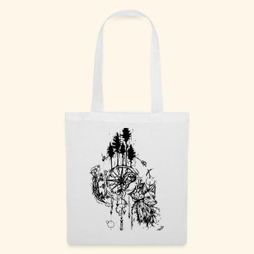 renard nature - Tote Bag