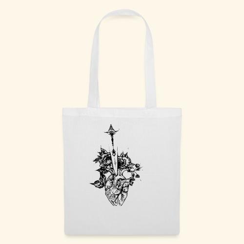la nature du coeur - Tote Bag