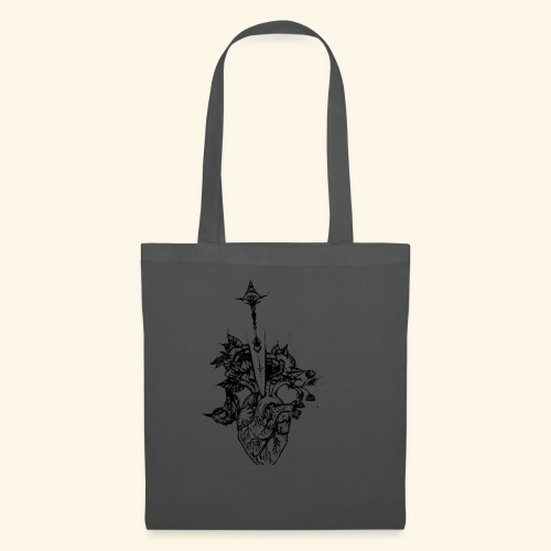 la nature du coeur - Tote Bag