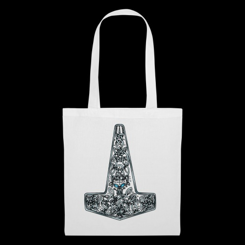 Wolf of Tyr silver - Tote Bag