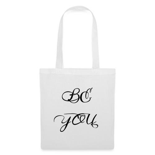 Be you - Borsa di stoffa