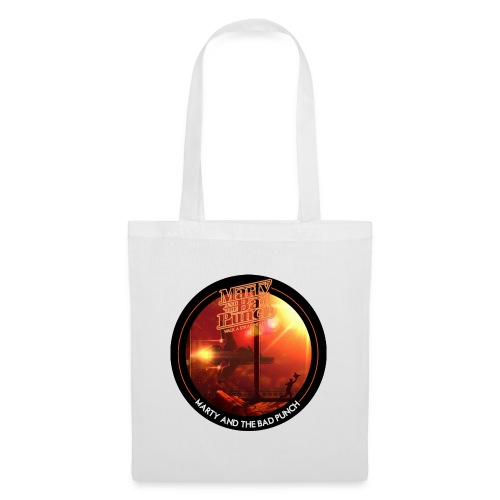 Round Cover / Marty And The Bad Punch - Tote Bag