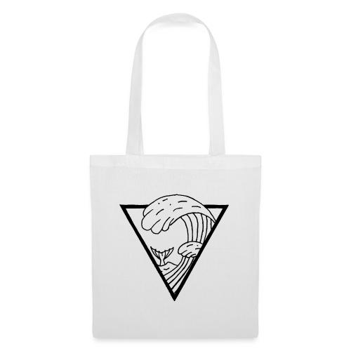 WAVE TRIANGLE - Tote Bag