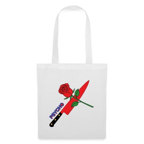 Psycho (T-Shirt Design) - Tote Bag