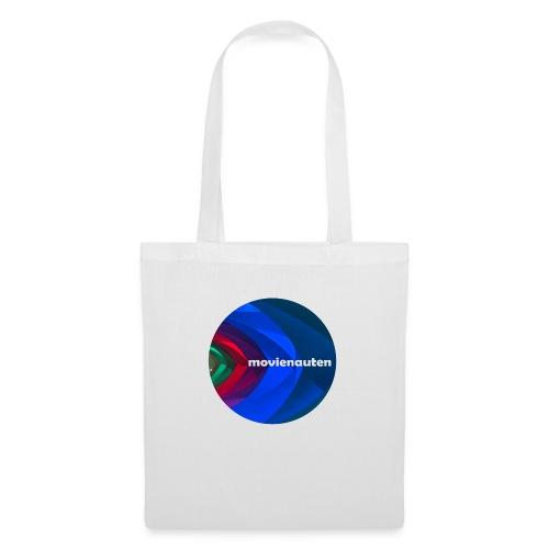 movienauten - Logo - Stoffbeutel