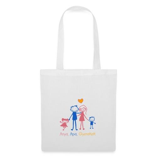 Anya Apa Gyerekek - Tote Bag