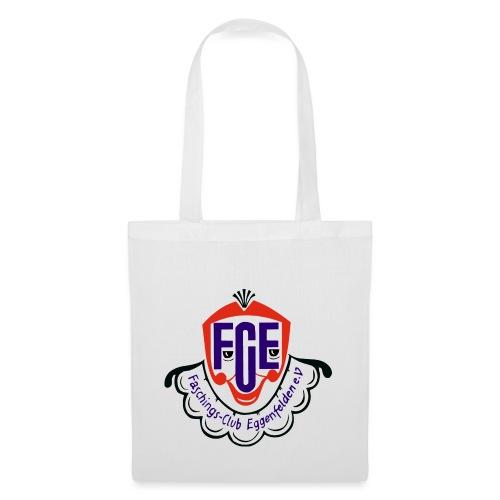 FCE Logo farbig hochauflösend ohne Hintergrund - Stoffbeutel