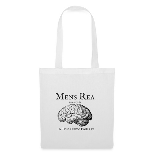 Guilty Mind Mens rea Logo - Tote Bag