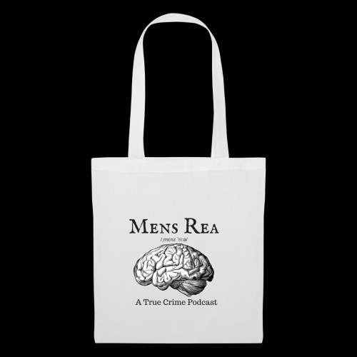 Guilty Mind Mens rea Logo - Tote Bag