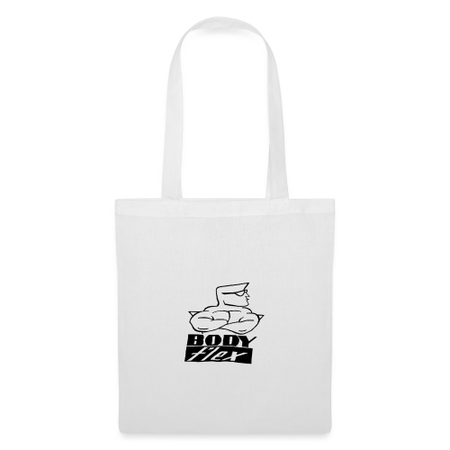 Team body flex blanc - Tote Bag