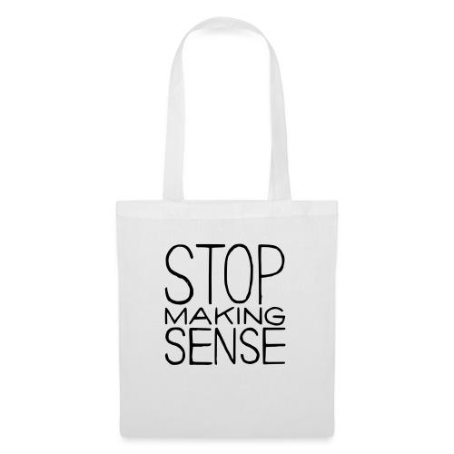 Stop Making Sense - Tote Bag